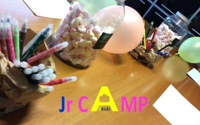 Jr ENGLISH CAMP