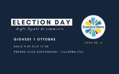 Election Day degli Agenti di Commercio